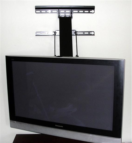 Fireplace Tv Mount Swivels Lowers Raises By Wall Mount World